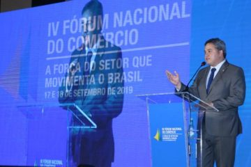 WhatsApp Image 2019 09 17 at 22.38.25 800x445 - Com o tema: A força do setor que movimenta o Brasil; Efraim Filho abre IV Fórum Nacional do Comércio