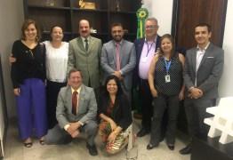 Durval Ferreira traça parcerias com o Ministério da Ciência e Tecnologia
