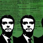 bolsonaro 2 - Site diz que rede de fake news com robôs pró-Bolsonaro mantém 80% das contas ativas