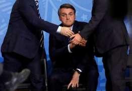 'NEM QUE SEJA DE CADEIRA DE RODAS': Bolsonaro diz que irá à ONU falar sobre a Amazônia