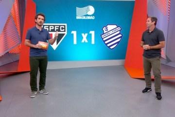 """caio sp - Caio Ribeiro vê """"declaração infeliz"""" de Daniel Alves e diz que o prefere como lateral no São Paulo"""