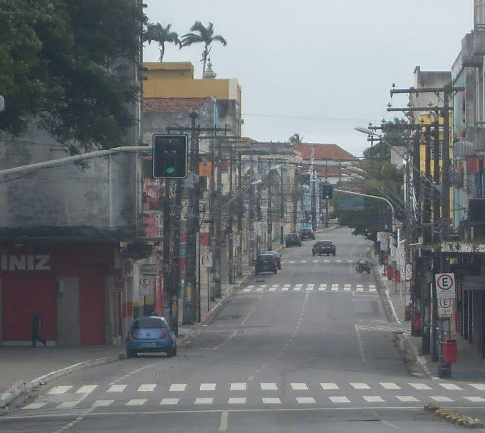 centro cidade e1568554288710 - Lojas estarão fechadas nesta segunda-feira, mas trens circulam normalmente