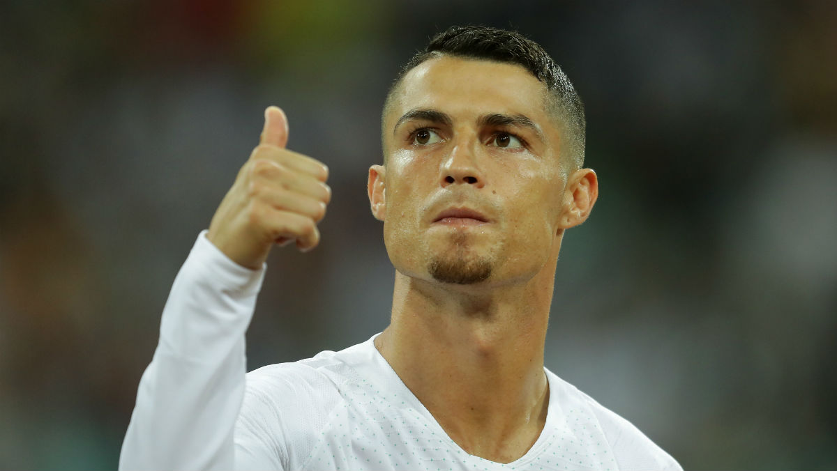 cristiano ronaldo 05 - Cristiano Ronaldo faz exame, mas escalação é incerta mesmo se estiver recuperado