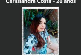 Estudante da Unipê que estava desaparecida é encontrada em Olinda