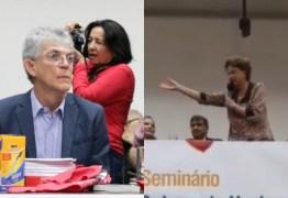 'MEU QUERIDO RICARDO COUTINHO': Dilma Rousseff declara que ex governador da Paraíba é exemplo de para o país – VEJA VÍDEO