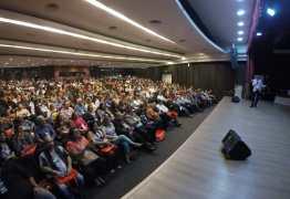 Palestras do Educacreci lotam auditório do Centro Cultural 'Ariano Suassuna'
