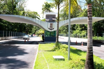 entrada ufpb walla santos 1 - UFPB recupera 129 bolsas de pós-graduação em 32 programas