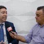 felipe - Felipe Leitão aposta em unidade das oposições e processos contra atual prefeito para ganhar eleições municipais de 2020 em Sousa - VEJA ENTREVISTA