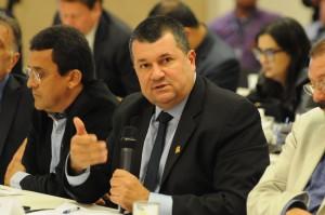 george coelho presidente famup 1 - Repasse do FPM tem queda de 7,02% e prefeitos estão com dificuldade para pagar folha de pessoal e fornecedores