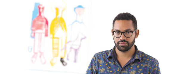 guto holanda - Guto Holanda expõe 'Ainda Há Corpo' no Sesc Cabo Branco