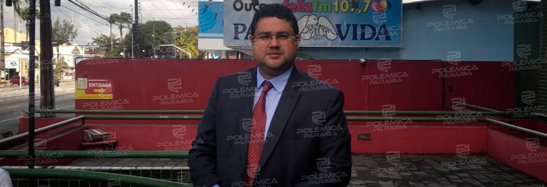 henrique toscano advogado - DESINTEGRAÇÃO: Advogado de empresa alvo da Operação na PB se pronuncia - OUÇA