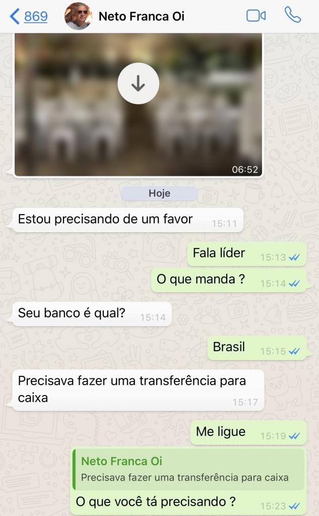 img 8805 - Telefone clonado: mais um político da Paraíba vítima de golpe
