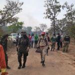 incendio santarem para 15092019202442345 - Incêndio de grandes proporções atinge área de mata no Pará