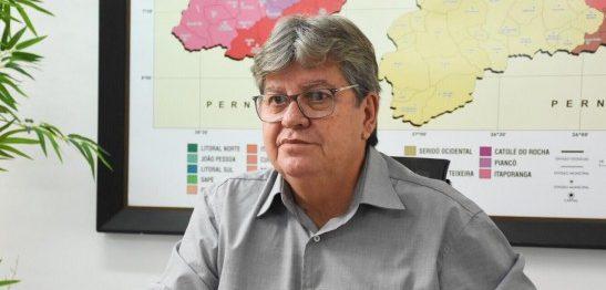 joão azevedo 1 e1567552890917 - João Azevêdo autoriza R$ 4,2 milhões por ano para Hospital Napoleão Laureano