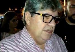'É UM ATO POLÍTICO QUE EU RESPEITO, MAS NÃO VOU PARTICIPAR': Governador confirma ausência em ato SOS Transposição neste domingo – VEJA VÍDEO