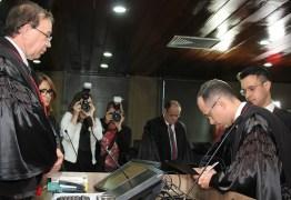 Juiz federal Rogério Abreu toma posse como membro efetivo da Corte do TRE-PB