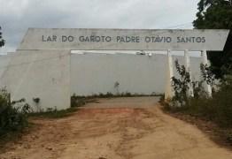 FUGA EM MASSA: Internos fogem do Lar do Garoto e moradores de Lagoa Seca entram em pânico