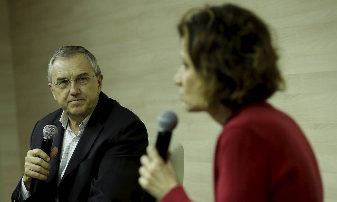 laurentino gomes e míriam leitão - Bananeiras sediará evento que reúne grandes nomes do jornalismo brasileiro