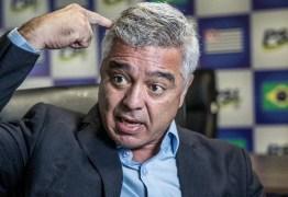 """Major Olímpio se diz pronto a """"pagar o preço"""" por defender CPI da Lava Toga"""