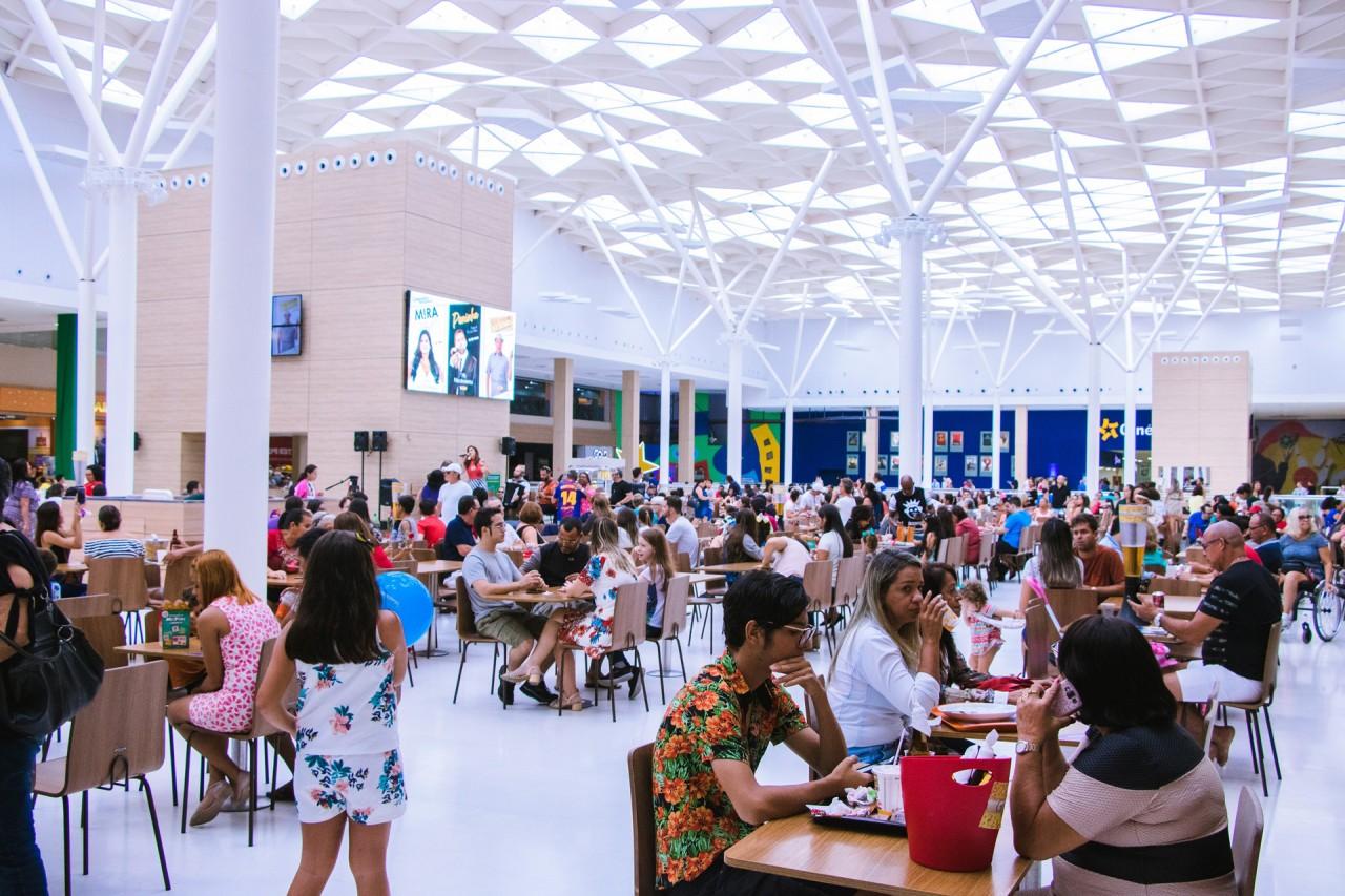 mangabeira shoping - Mangabeira Shopping sedia evento de capoeira com praticantes internacionais e nacionais neste sábado