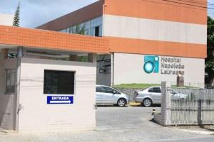 napoleao laureano hospital foto walla santos 2 300x200 - MPF quer bloqueio de R$ 21 milhões do Governo Federal para pagar tratamento de câncer no Laureano