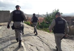 Suspeito de espancar esposa é preso na Paraíba