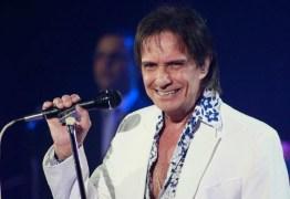 Roberto Carlos confirma show no Teatro Pedra do Reino em João Pessoa