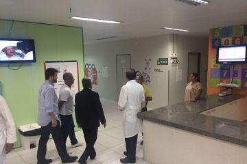 MPF pede tutela provisória de urgência para garantir tratamento oncológico no Hospital Laureano