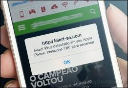 Você pode receber alertas de vírus falsos no celular – ENTENDA