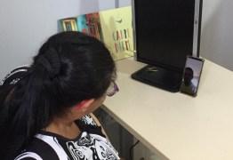 INOVAÇÃO: Paraíba realiza primeira visita virtual a detento através de videochamada
