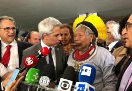 Atacado na ONU, cacique Raoni diz que Bolsonaro 'não é liderança'