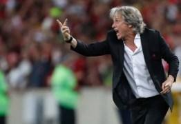 DESFALQUE NO FLAMENGO: Jorge Jesus é denunciado pela Conmebol e pode perder a final da Libertadores