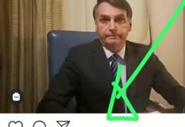 Ator da Globo curte postagem de Bolsonaro contra a emissora