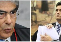 'Intercept veio a revelar coisas inadmissíveis', diz ministro aposentado do STF sobre Moro
