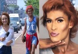Após desfilar para câmera e viralizar na internet, moradora de rua ganha 'dia de princesa'