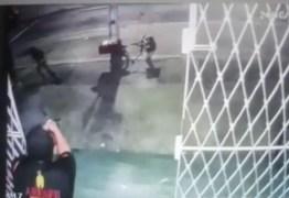 Dupla tenta roubar arma de vigilante da Escola Técnica São Vicente de Paula