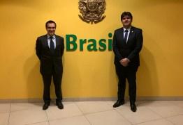 Consulado em Los Angeles passará a exibir vídeo da Paraíba para americanos e quer sediar evento com produtores brasileiros