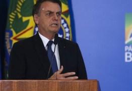 Bolsonaro manda preparar o Exército para evitar convulsão social