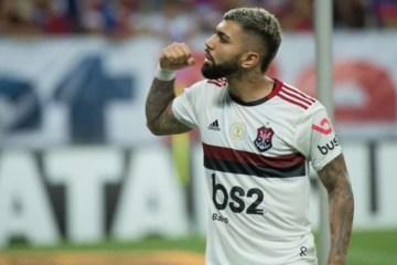 5da7bf305a9e6 - Flamengo iguala marca de 2009 e busca novo recorde histórico