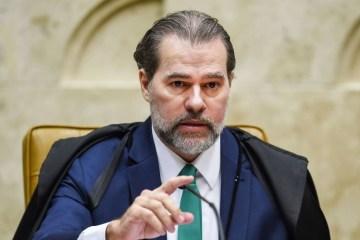 Votos sobre prisão em 2ª instância só ocorrerão semana que vem, diz Toffoli