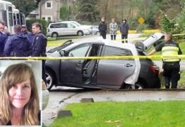 Mãe mata filha asfixiada para se vingar do ex e esconde corpo em porta-malas