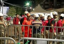 Desabamento em Fortaleza: Bombeiros encontram 9ª vitima do edifício Andrea