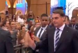Bolsonaro vai ao Santuário de Aparecida em meio a vaias e aplausos – VEJA VÍDEO