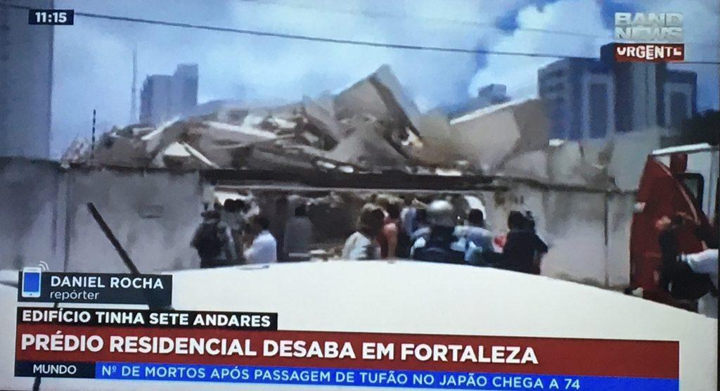 CC2CAF67 EEB6 49E3 ABFF 430B4A54C0E8 1024x556 - Edifício residencial desaba em bairro nobre de Fortaleza - VEJA VÍDEO