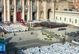 PRIMEIRA SANTA NORDESTINA: Papa Francisco canonizou neste domingo Irmã Dulce