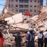 Capturar 30 - Bombeiros confirmam uma morte no desabamento do prédio em Fortaleza
