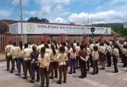 Aluna de colégio militar denuncia que ela e colegas passaram por revista íntima
