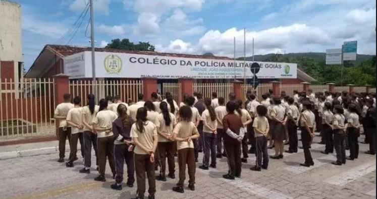 Capturar 40 - Aluna de colégio militar denuncia que ela e colegas passaram por revista íntima
