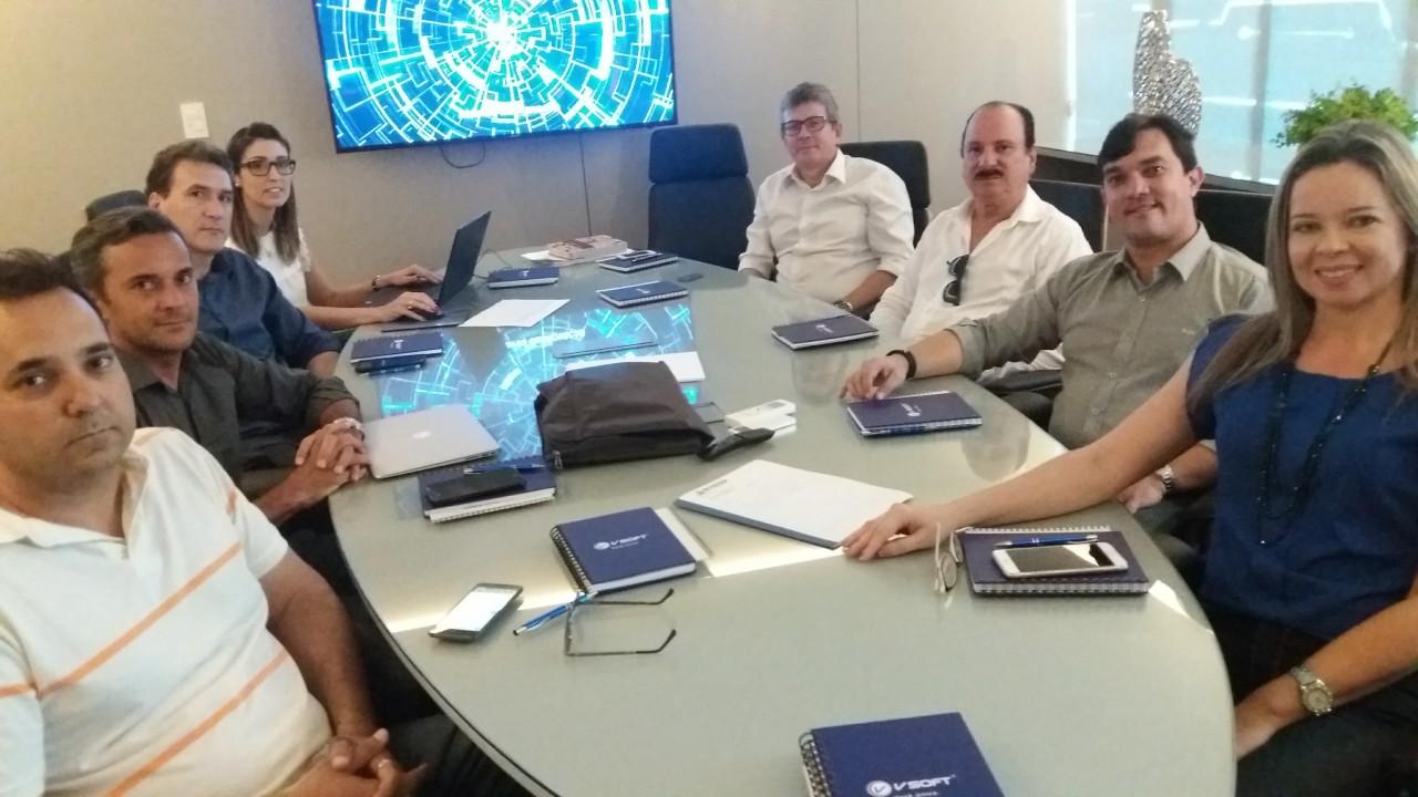 Comissão Administrativa do Extremotec - Presidente do Conselho Administrativo do Extremotec comemora bons resultados da arrecadação por empresas do ramo de tecnologia