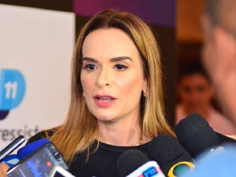 DANIELLA - NA LISTA: Daniella é cotada para suceder Alcolumbre no Senado, diz Folha